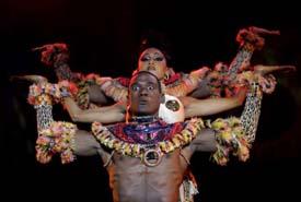 CUba Tropicana Dancers