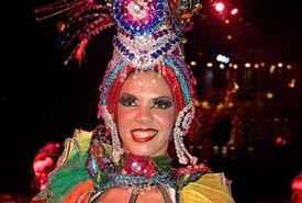 Dancer tropicana Cuba