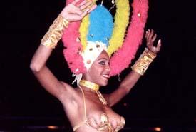 Tropicana Cuba Dancer